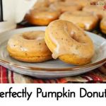 Perfectly Pumpkin Donuts