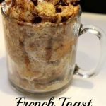 French Toast in a Mug! Ready In 5 Minutes!