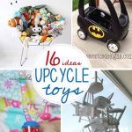 16 Ideas To Upcycle Toys