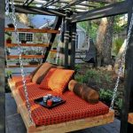 40 Brilliant DIY Pallet Swing Ideas