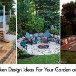 23 Sunken Design Ideas For Your Garden and Yard