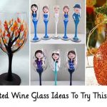 19 Painted Wine Glass Ideas To Try This Season