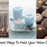 31 Different Ways To Hold Your Votive Candles