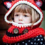 Foxy Hooded Cowl FREE Pattern