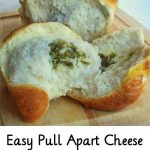 Easy Pull Apart Cheese Herb Bread Recipe