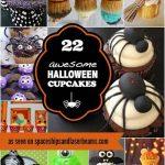 22 Amazing Halloween Cupcakes
