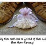 DIY Shoe Freshener to Get Rid of Shoe Odor (Best Home Remedy)
