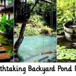 19 Breathtaking Backyard Pond Designs