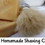 Easy Homemade Shaving Cream