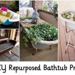 13 DIY Repurposed Bathtub Projects