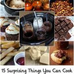 15 Surprising Things You Can Cook In Your Slow Cooker