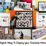 20 Stylish Ways To Display Your Cherished Memories