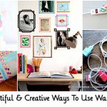 24 Beautiful & Creative Ways To Use Washi Tape