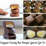 12 Copycat Candy Bar Recipes You've Got To Try