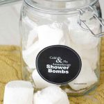 Aromatherapy Shower Bombs