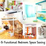 15 Smart & Functional Bedroom Space Saving Solutions