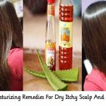 DIY Moisturizing Remedies For Dry Itchy Scalp And Dandruff