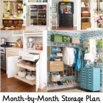 Month-by-Month Storage Plan