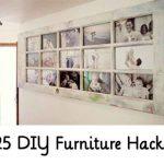 25 DIY Furniture Hacks