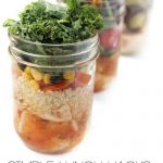 Simple Lunch Hacks: 3 Amazing Mason Jar Salads