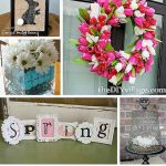 10 DIY Dollar Store Spring Crafts