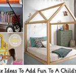 26 Cute Ideas To Add Fun To A Child's Room