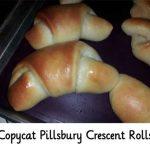 Copycat Pillsbury Crescent Rolls