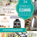 24 Spring Cleaning Ideas You'll Be Obsessed With