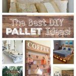 The Best DIY Wood Pallet Ideas