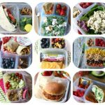 Over 50 Healthy Work Lunchbox Ideas