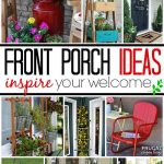 Beautiful Front Porch Ideas for Spring