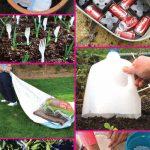 8 Genius Garden Hacks