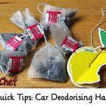 Quick Tips: Car Deodorising Hack