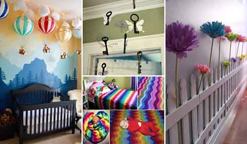 22 terrific diy ideas to decorate a baby nursery lil moo