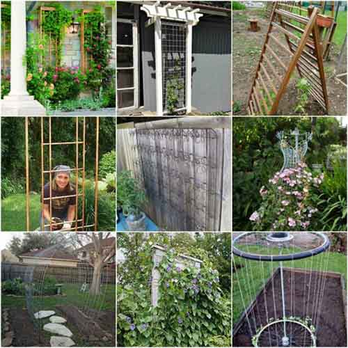 18 diy garden trellis projects lil moo creations