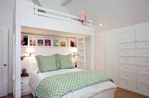 50 modern bunk bed ideas lil moo creations for Small room karen zoid