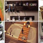 24 DIY Pallet Projects for Your Bathroom