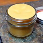 Homemade Ginger Salve For Sore Muscles