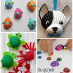 Adorable Seashell Craft Ideas for Kids