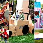 27 Games and Activities You Can Make With Cardboard Boxes