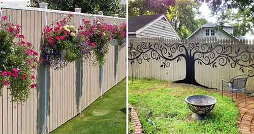 55 People Who Took Their Backyard Fences