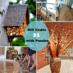 21 Lovely DIY's That Use A Penny
