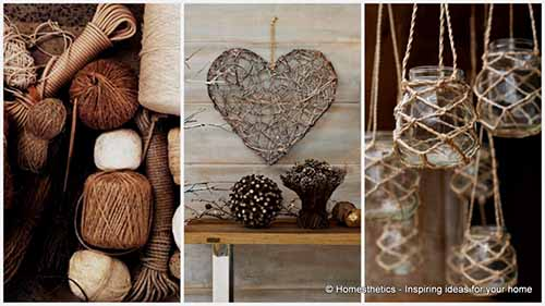 15 beautiful rope crafts for timeless decor ideas lil moo creations - New home decorating ideas on a budget ...