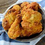 Buttermilk Ranch Fried Chicken