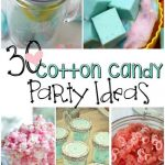 30 Cotton Candy Party Ideas