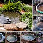 Up-cycle An Old Tire Into A Jaw-Dropping DIY Pond
