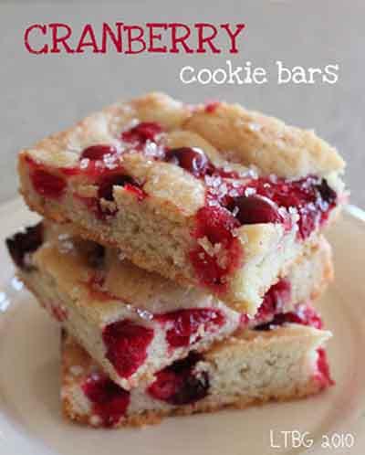 Fresh Cranberry Cake Recipes Uk