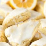 Mini Lemon Scones