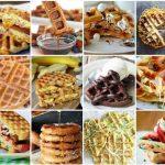 20+ Waffle Recipes