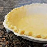 Easiest Pie Crust